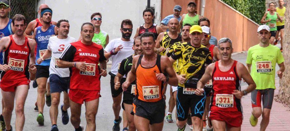 Éxito de la Medio Maratón de Navajas