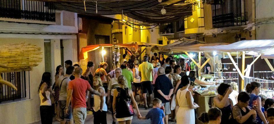 Mercado Valenciano en Navajas