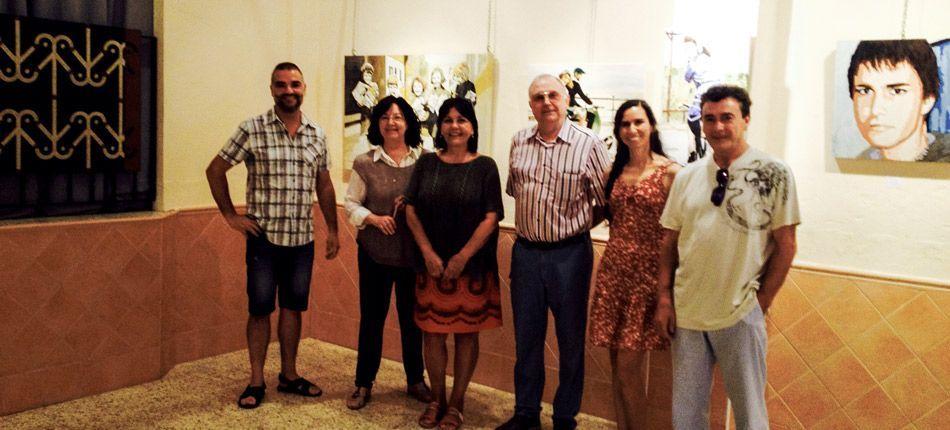 Exposición colectiva en Navajas