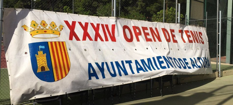 XXXIV Open de Tenis de Altura