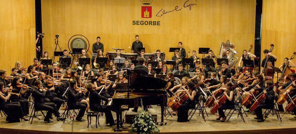 Concierto de la Joven Orquesta Sinfónica