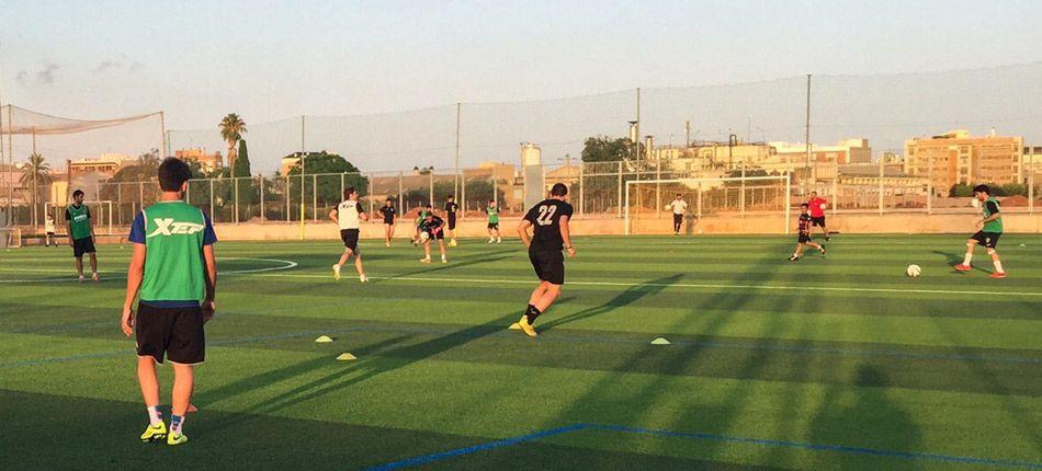 Fútbol solidario para los refugiados