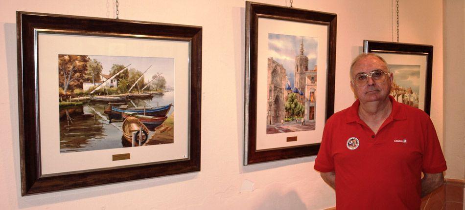 José Francisco Rams expone en Navajas