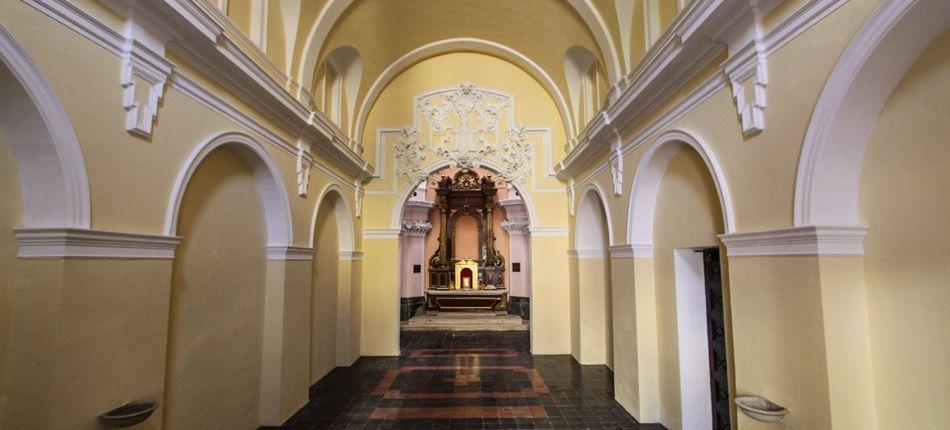 El Taller de Empleo restaura una capilla del XV
