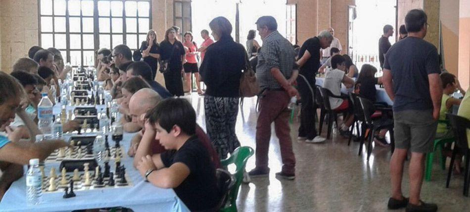 Finaliza el Torneo de Ajedrez de Castellnovo