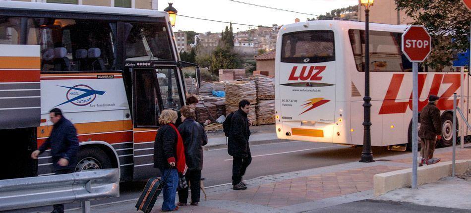 Altura y Segorbe vuelven a poner autobuses para la Vaquilla de Teruel