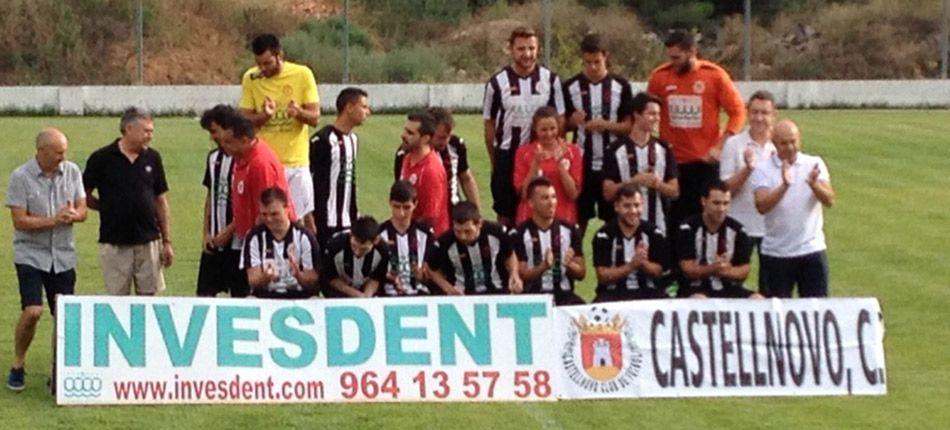 Presentación del Castellnovo C.F.