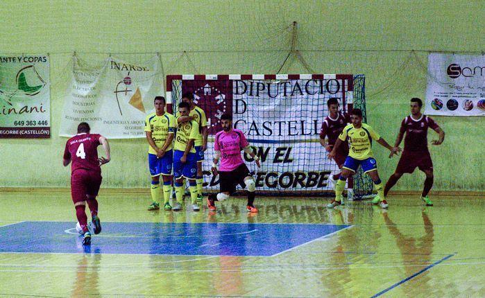 El CDFS viaja a Navarra