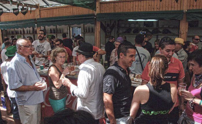 La Feria del Jamón es una experiencia festiva