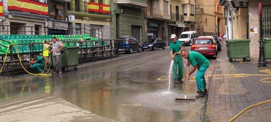 Limpiezas cotidianas