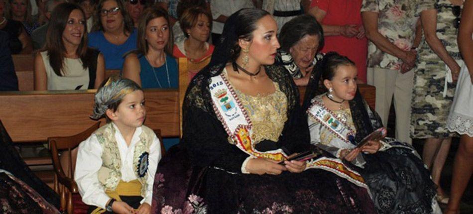 Navajas celebra la Virgen de la Luz