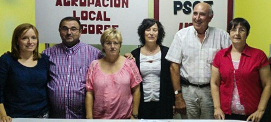 El PSPV recupera al histórico Mariano García