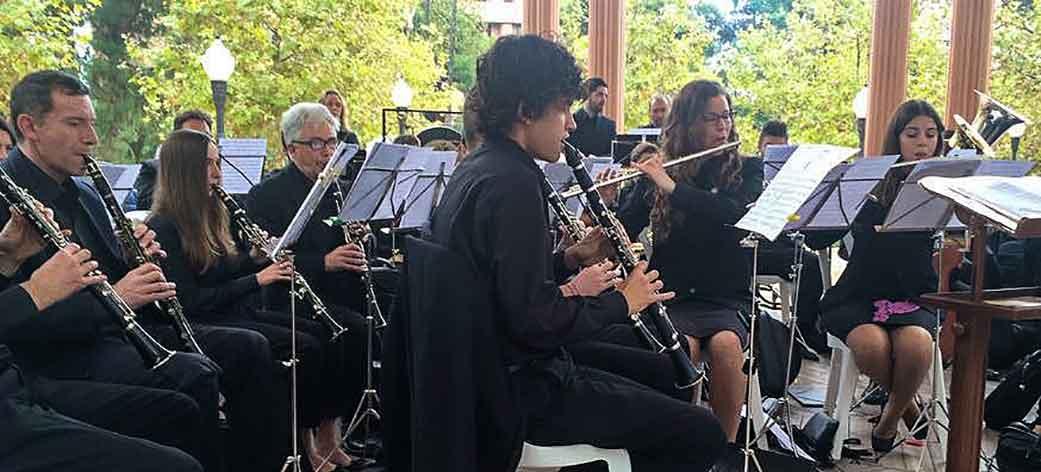 La UAM de Navajas en Concerts al Templet