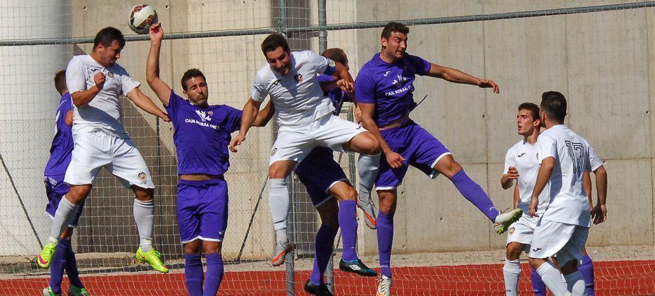 El gol de Lorite dió la victoria al Segorbe