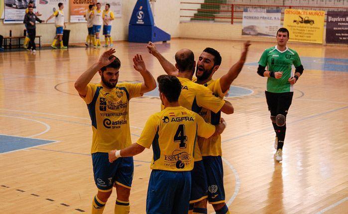 El fútbol sala Segorbe espera otra victoria