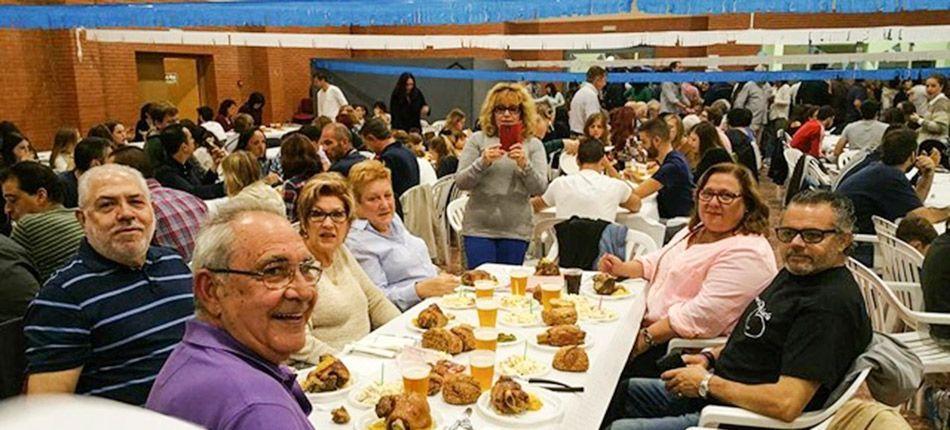 Fiesta alemana en Navajas