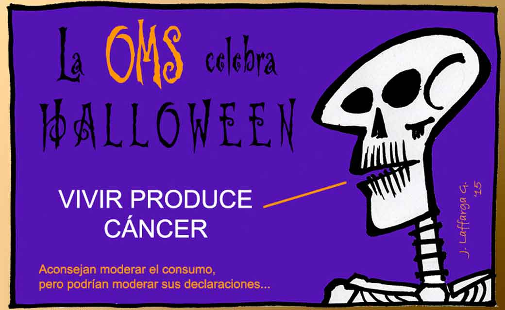 Halloween alimenticio