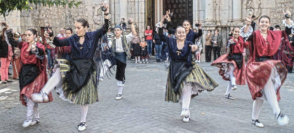 La Pastorica celebra el Pilar