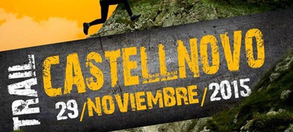 500 inscritos en  VIII Castelnovo Trails