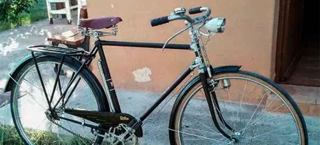 La bicicleta Orbea