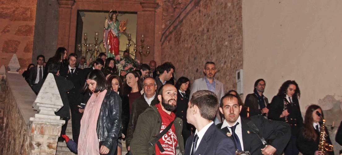 Fiestas de Santa Cecilia en Segorbe