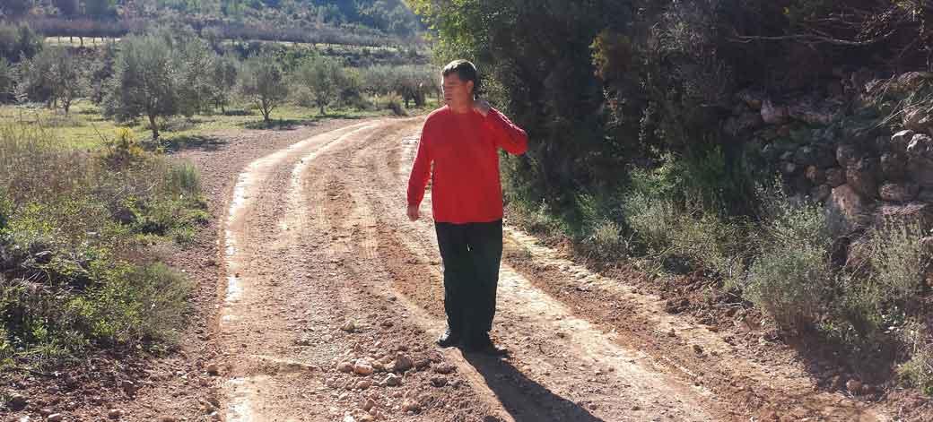 Castellnovo repara caminos