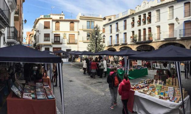 Mercado Navideño de Altura
