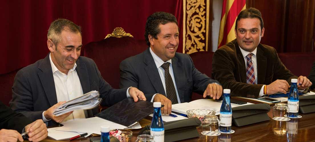 La Diputación invertirá 5 m. de euros en 2016