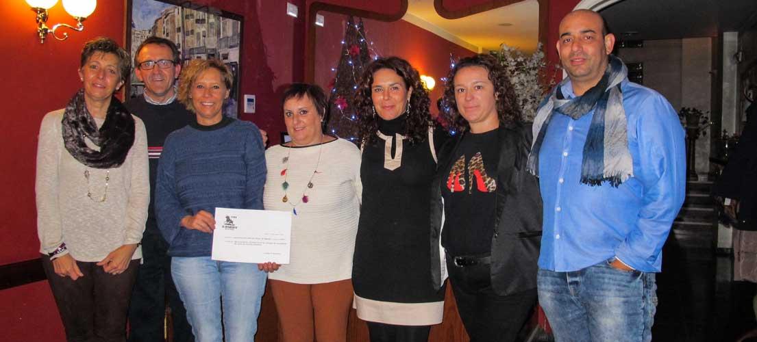 ASAC dona al Incliva 3500 euros