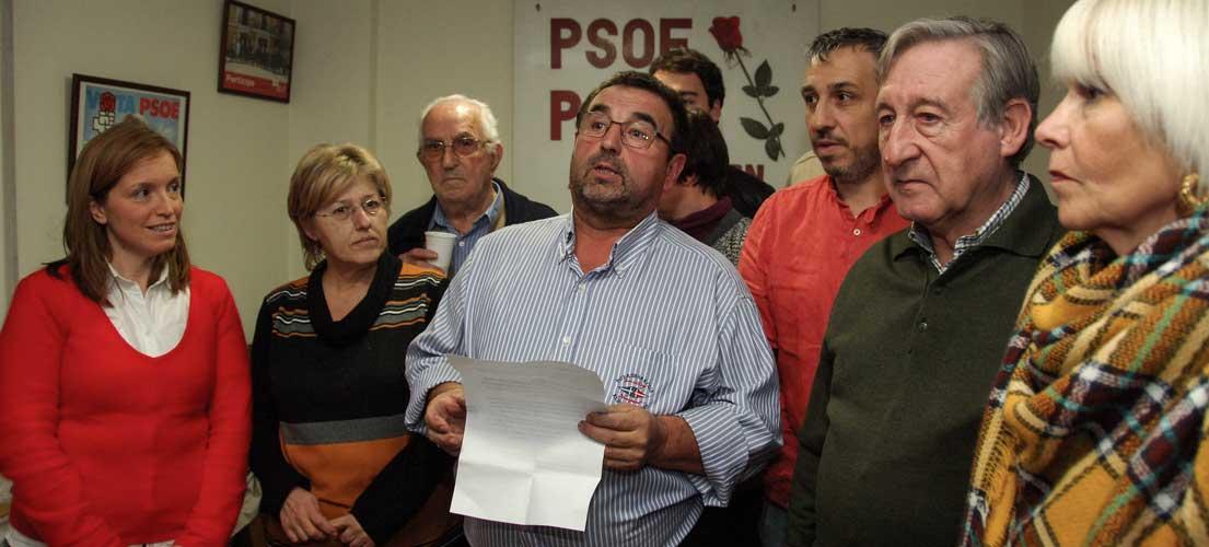 Nueva sede socialista en Segorbe