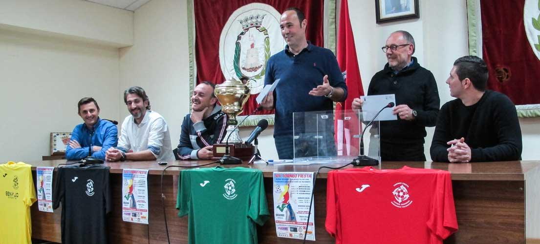 XIV Torneo Fiesta del Fútbol Regional