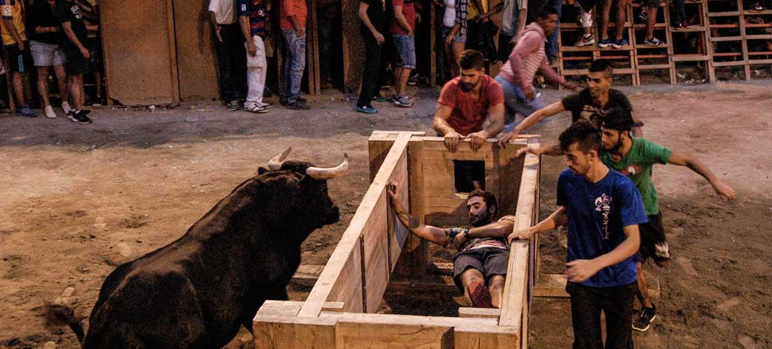 Segorbe rechaza la moción de apoyo de los bous al carrer
