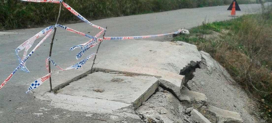 El PP denuncia el abandono de caminos
