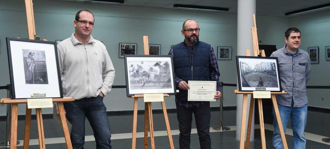 Exposición del XII Concurso de Fotografía Taurina