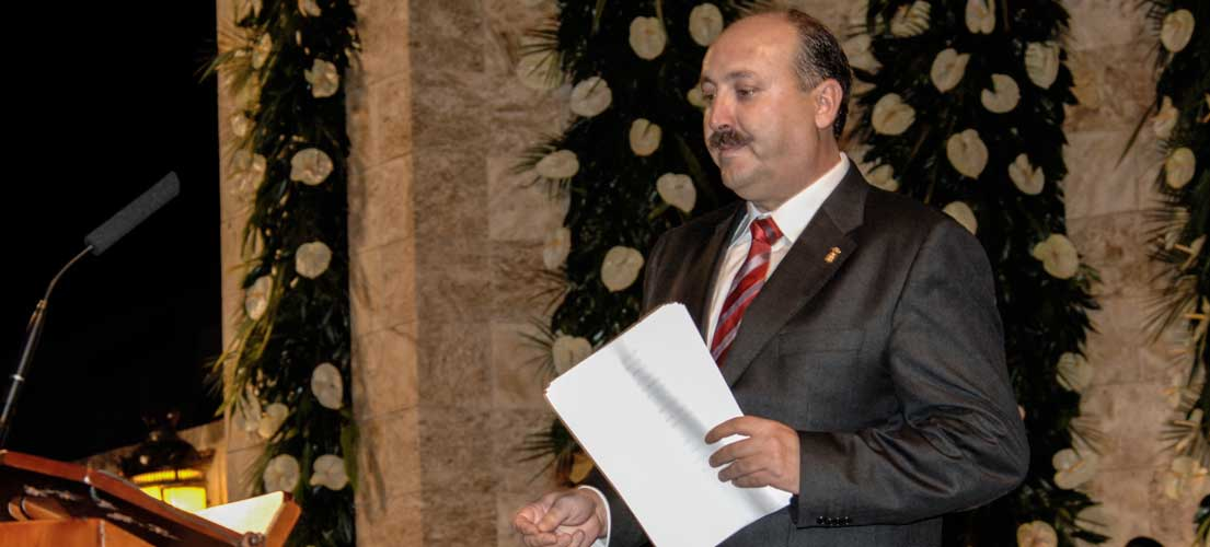 Miguel Fresneda nombrado Jefe de la Guardia Civil de Castellón