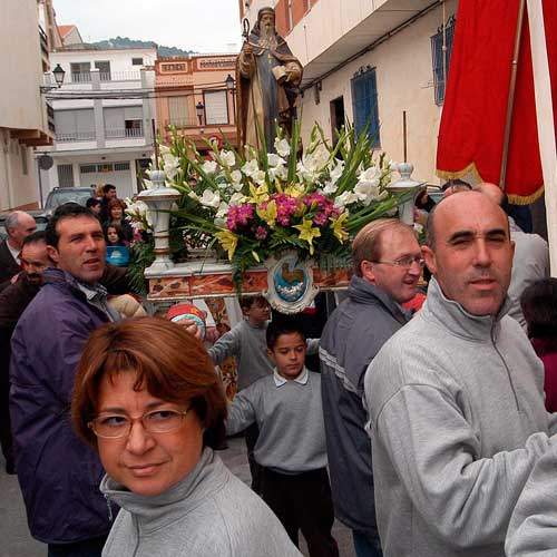 Altura inicia esta semana los actos de San Antón