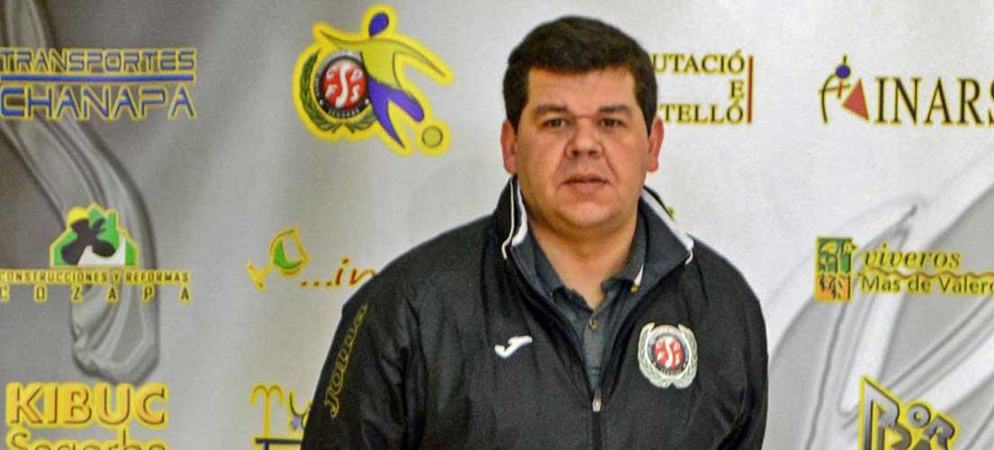 Nuevo entrenador del CDFS