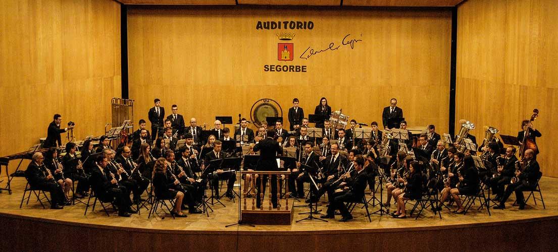 La Sociedad Musical de Segorbe obtiene el Premio Euterpe 2018