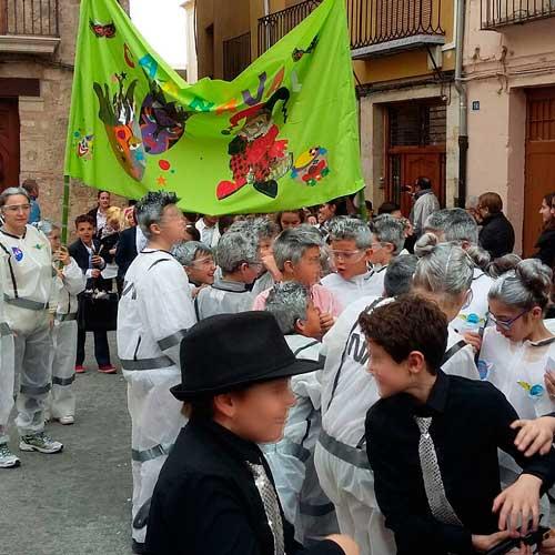 Carnaval del Pintor Camarón