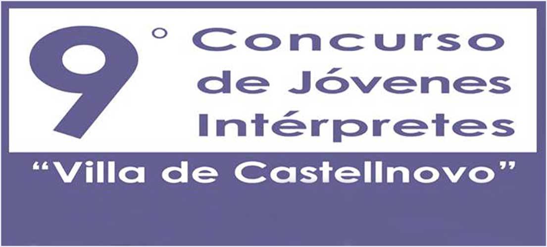 Inicio IX Concurso Jóvenes Intérpretes