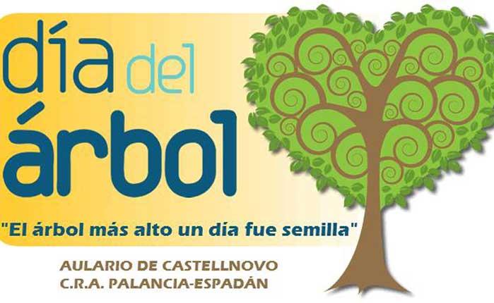 Castellnovo celebra el Día del Árbol