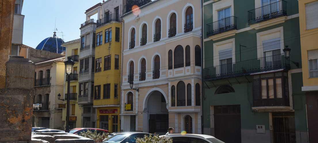 Magdalena aplaza sin fecha la compra del Garaje Aragón