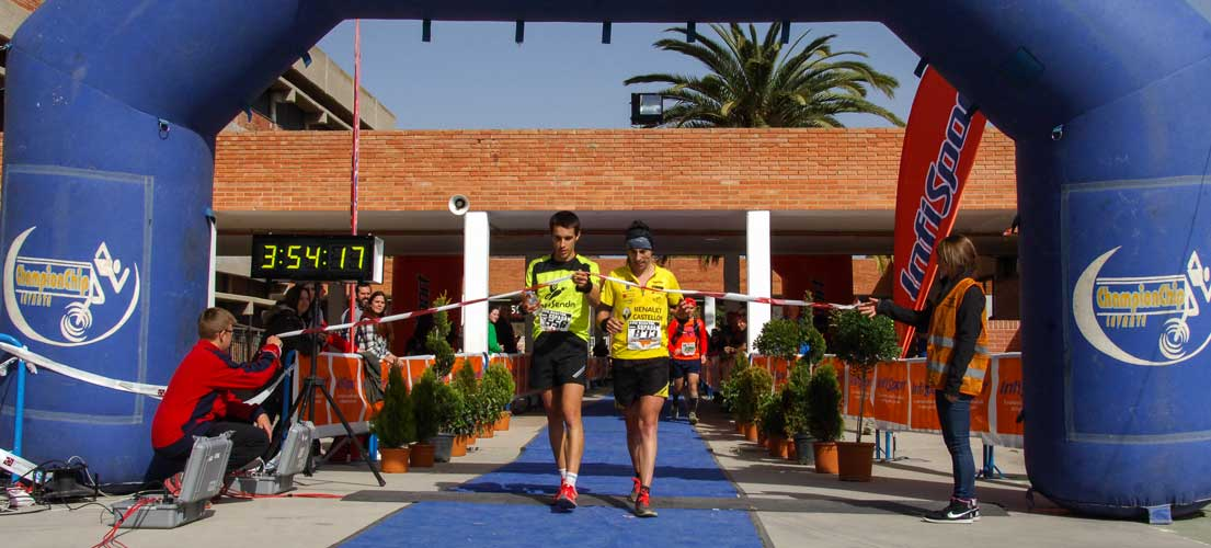 Resultados Maratón Espadán 2016