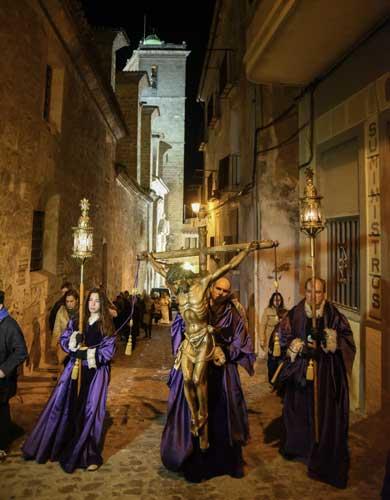 Desfile procesional. Foto;J.Plasencia.