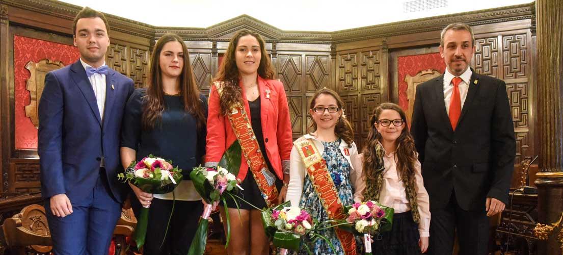 Reinas de Segorbe 2016 – 2017