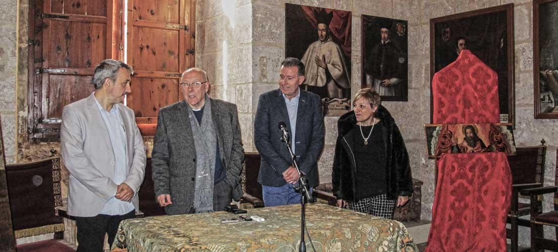 Segorbe recupera dos pinturas del XVI y XVII