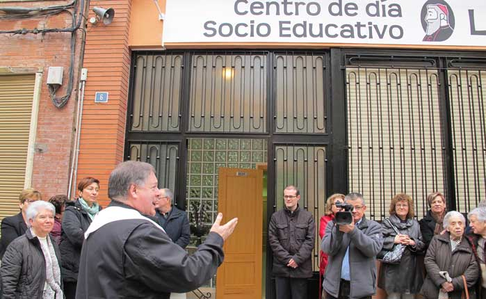 Abre el Centro Socio Educativo Luis Amigó