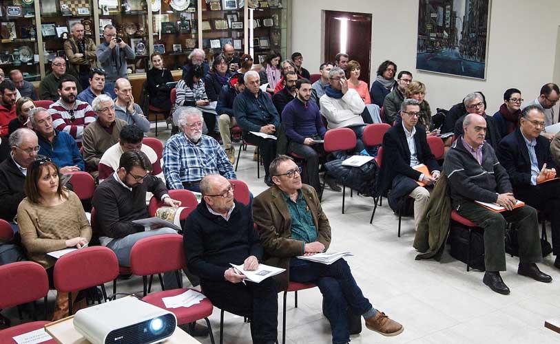 La FVMP analiza en Segorbe la memoria histórica