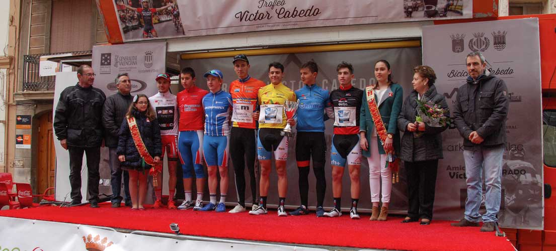 Trofeo Víctor Cabedo 2016