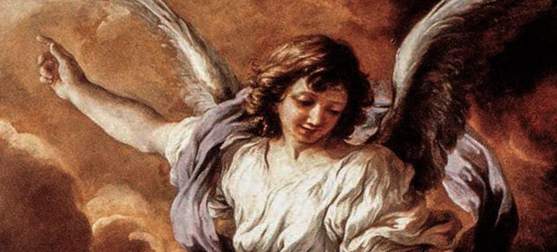Evocación de los ángeles